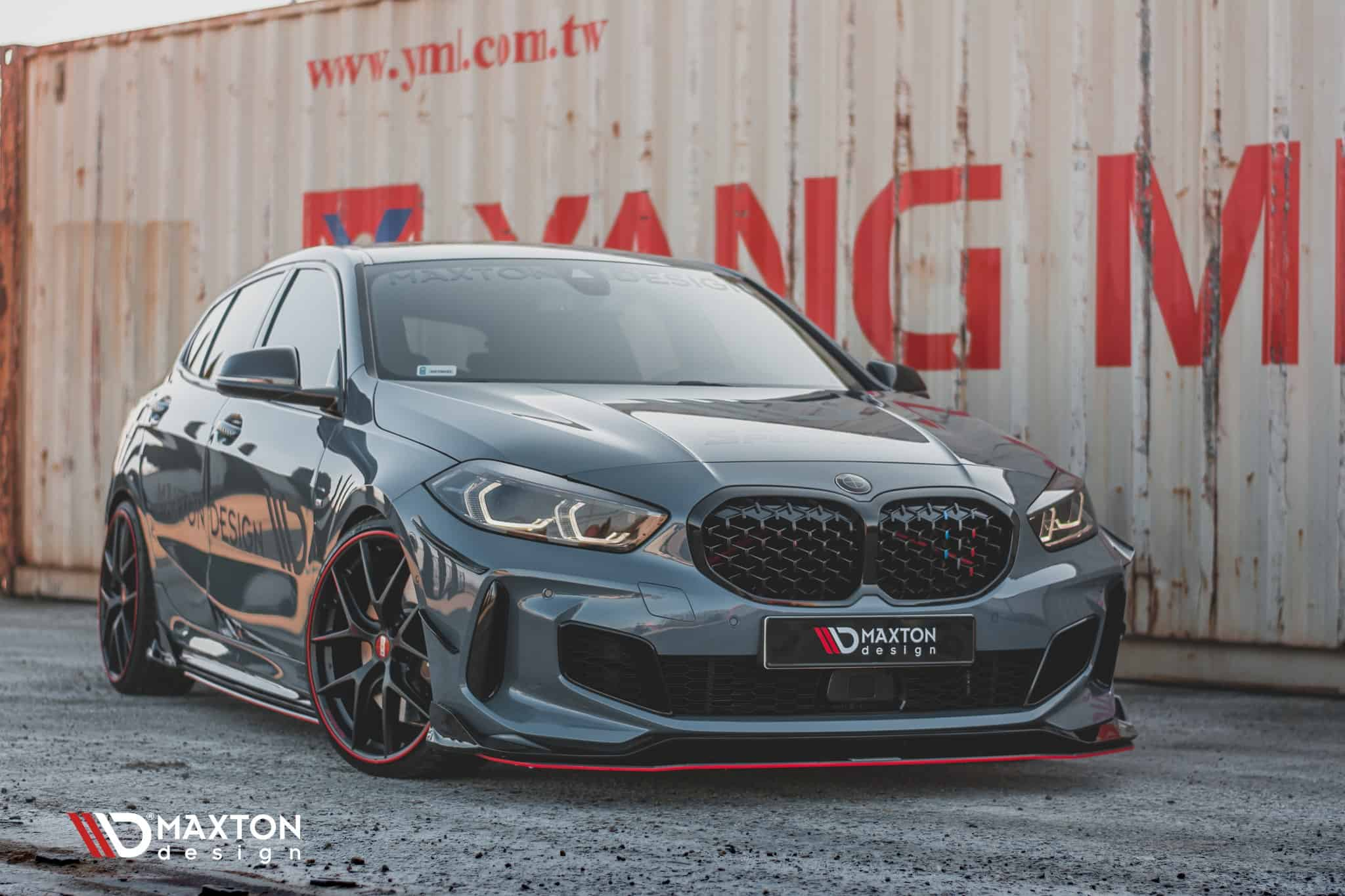 2020-BMW-M135i-Gets-Aggressive-Kit-From-Maxton-Design-19