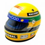 Our latest prize is a Ayrton Senna 12 Scale Helmet 1993. Win this prize in our latest UK Car Competitions.